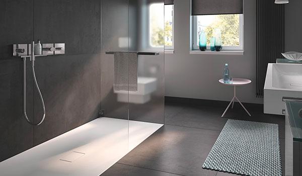 Receveur De Douche En Acier Emaille.Bains Receveurs De Douche Home Design